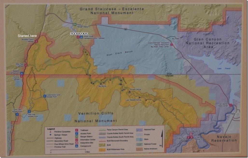 Hiking Upper Buckskin Canyon Geogypsy